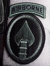 ARMY PATCH,SSI,  UNITED STATES SPECIAL OPERATIONS COMMAND, ACU, WITH VELCR
