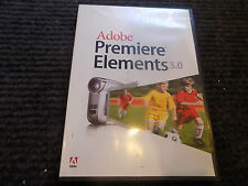Adobe Premiere Elements 3 PC-CD Rom For Windows XP