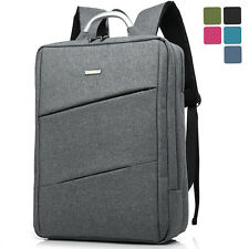"15"" 15.6 inch Laptop Backpack Computer Rucksack Case Bag For Lenovo HP Dell Acer"