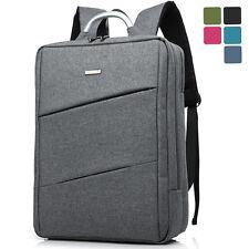 """15"""" 15.6 inch Laptop Backpack Computer Rucksack Case Bag For Lenovo HP Dell Acer"""