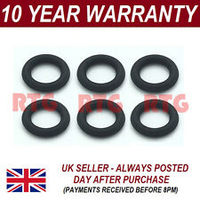 FOR BMW 3.0 DIESEL INJECTOR LEAK OFF ORING SEAL SET OF 6 VITON RUBBER UPGRADE