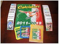 Panini Calciatori 2011/12 2012 set completo figurine + album + aggiornamenti
