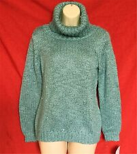 NWT  LIZ Claiborne  junior's lady's fashion Turtleneck sweater petite size--PL
