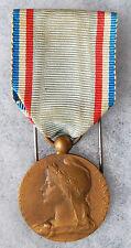 MED 006 - MEDAILLE - UNION DES SAPEURS POMPIERS DU PAS DE CALAIS - 1930