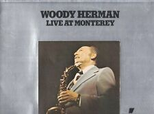 LP 2573 WOODY HERMAN  LIVE AT MONTEREY