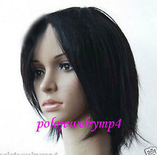 ZWW-JF55  vogue fine short black hair wigs for women wig