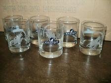 6 verres eristoff loup bas