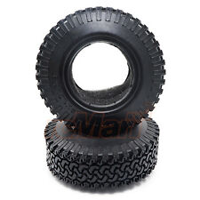 Xtra Speed 1.9 Inch Hardpack Tires w/Foam Insert 4WD RC Cars Crawler #XS-57289