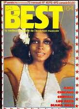 BEST 64 11.1973  Ange Chicago Lou Reed Diana Ross