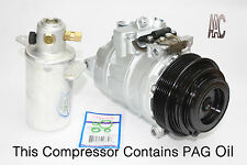 1996-2000 MERCEDES BENZ C230, C280  OEM  A/C COMPRESSOR KIT W/ONE YEAR WRTY.