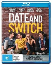 Date And Switch (Blu-ray, 2014)