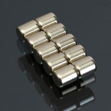 10Pcs N52 Puissant Cylindre Aimants Neodyme Magnet 4x5mm Rare Earth Neodymium