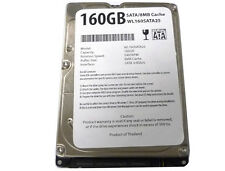 """New 160GB 5400RPM 8MB 2.5"""" SATA2 Hard Drive for PS3 /Laptop, FREE SHIPPING"""