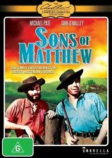 Sons Of Matthew DVD BRAND NEW SEALED