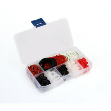 Tattoo Accessories Kit O-rings Rubber bands Pin Cushions Supplies with Box