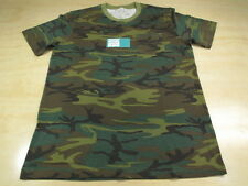 CALIFORNIA CHEAP SKATES CCS CAMO PRINT POCKET TEE SHIRT L LARGE CAMOUFLAGE