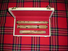 New Irish - D Flute 4 Parts Cocuswood (Tunable) Length 26''