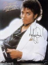 MICHAEL JACKSON Signed Photograph - Pop Singer / Vocalist 'King of Pop' preprint