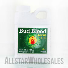 Advanced Nutrients Bud Blood Liquid Bloom Stimulator, 250mL
