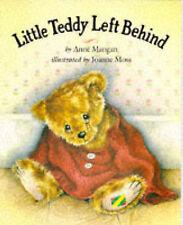 Little Teddy Left Behind, Anne Mangan, New Book