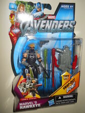 "MARVEL'S HAWKEYE ( 4""-INCH ) HTF AVENGERS ( 2011) MARVEL MOVIE ACTION FIGURE #05"