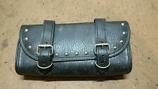 Leather Handle Bar Bag by River Road