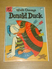 DONALD DUCK #48 G/VG (3.0) DELL COMICS WALT DISNEY AUGUST 1956