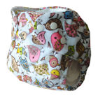 Alva Reusable Washable Baby Cloth Diaper One Size Minky Nappy +1 Insert M31