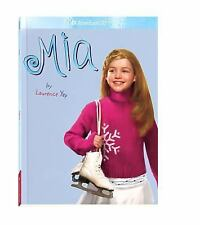 Mia - American Girl - wants to figure skate not play ice hockey