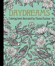 Daydreams Coloring Book (2016, Hardcover)
