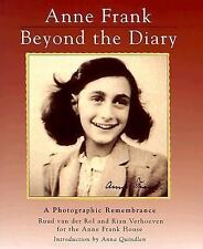 Anne Frank: Beyond the Diary - A Photographic Remembrance Van der Rol, Ruud, Ve