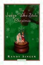 The Judge Who Stole Christmas-ExLibrary