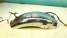 1982 Honda CB900 CB 900 C H559-1. chrome rear fender