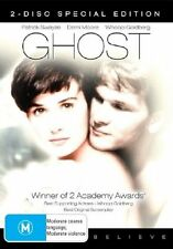GHOST  1990 =2 DISC,=  PATRICK SWAYZE DEMI MOORE= PAL 4