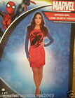 The Amazing Spider-Man Spider-Girl Long Sleeve Costume Dress FITS UP TO SIZE 8