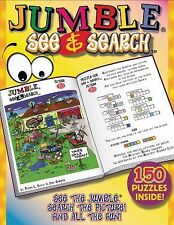 Jumble® See and Search 1 by David L. Hoyt, Tribune Media Services Staff and...