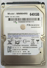 "New 640GB 8MB Cache 5400RPM SATA 2.5"" 9.5mm Notebook Hard Drive, PS3 / PS4 OK"