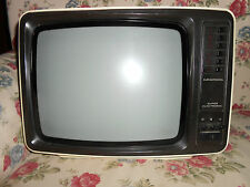 TELEVISIONE VINTAGE - GRUNDIG - SUPER ELECTRONIC - TRIUMPH 1421 IT -