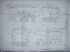 "Disneyland ""Country Bears"" Attraction Blueprints"