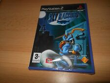 Sly Racoon For PAL PS2 (New & Sealed)