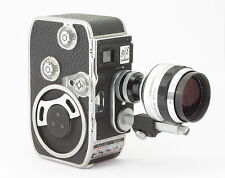 Bolex Paillard B8 w/ Yvar AR1.9/13 mm and Moller Anamorphot 8/19/1.5x