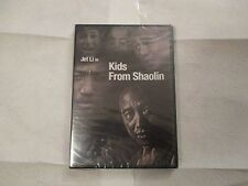 KIDS FROM SHAOLIN WITH JET LI (2000 DVD) MFG. Sealed