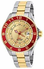 Invicta 18246 Men's Grand Ocean GMT Swiss Quartz Stainless Steel Watch