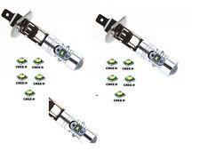 2 AMPOULE H1 25W PUISSANTE A 5 LED CREE DE 5W - BLANCHE