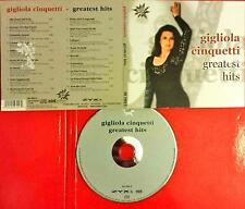 Gigliola Cinquetti Greatest Hits Cd