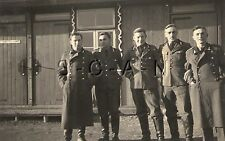 WWII German RAD Large RP- Reichsarbeitsdienst- Dress Uniform- Overcoat- Barracks