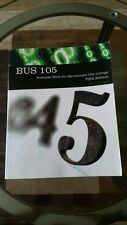 BUS 105: Business Math for Sacramento City College 5th Edition