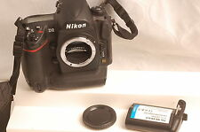 Nikon D3 12.1MP Digital SLR Camera ONLY 1965 actuation