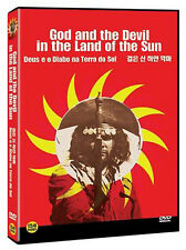 God and the Devil in the Land of the Sun - Glauber Rocha, 1964 / NEW