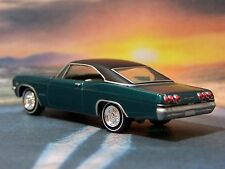 1965 65 CHEVY IMPALA SS 1/64 SCALE COLLECTIBLE DIECAST MODEL DIORAMA OR DISPLAY